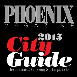 Phoenix Magazine 2015 City Guide