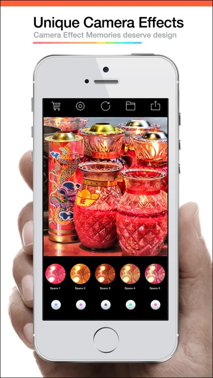 Pocket 360 Camera - camera effects plus photo editor screenshot-4