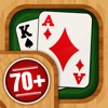 Solitaire 70+ Free Card Games in 1 Deluxe Best Skill Pack : Play Solitaire Spider, Klondike, FreeCell, Tri Peaks, Patience, and More!