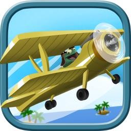 Crazy Frog Pilot: Super Launch Adventure