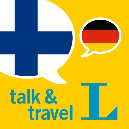 Finnisch talk&travel – Langenscheidt Sprachführ... icon