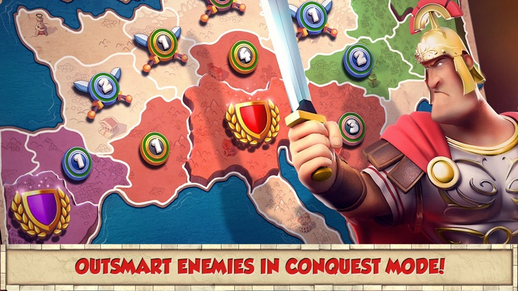 Total Conquest - Online combat and strategy screenshot-3