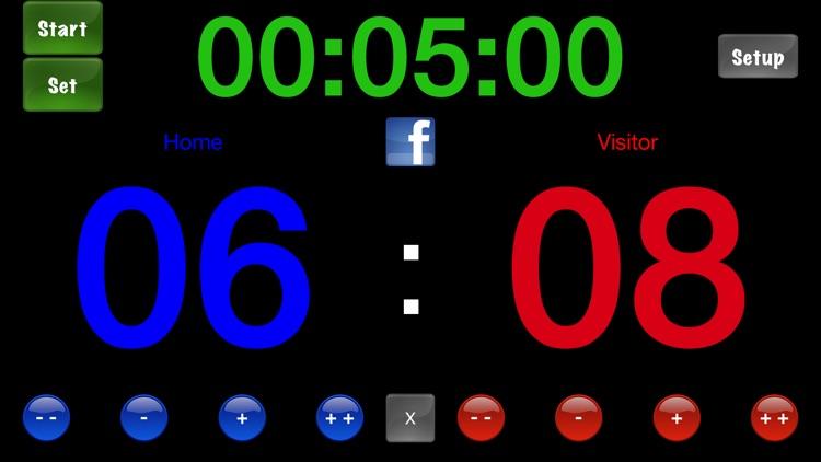 Score Keeper HD