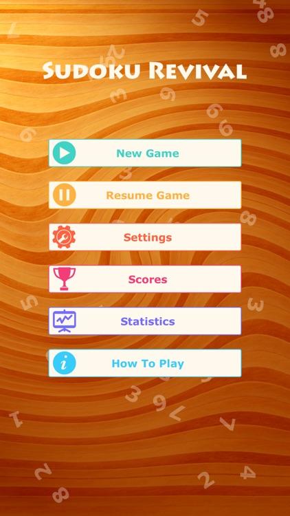 Sudoku Revival screenshot-3