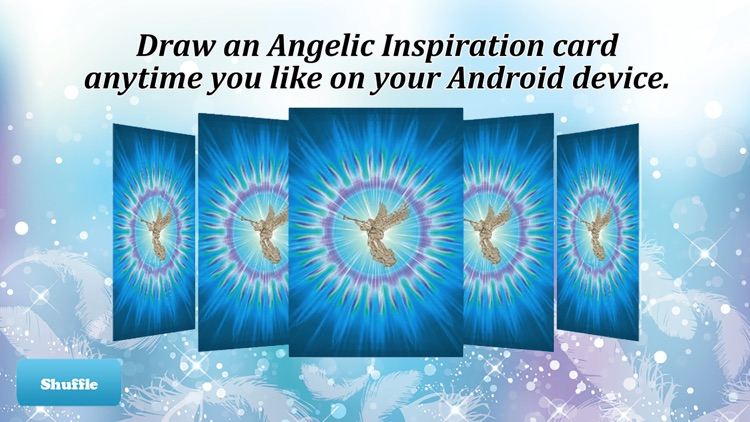 Angelic Inspiration Cards screenshot-3