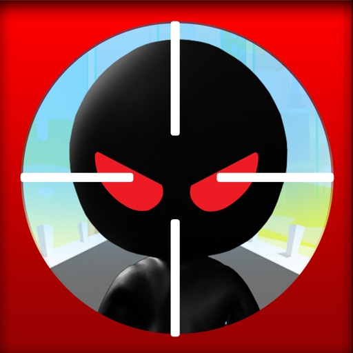 Stickman Commando Attack
