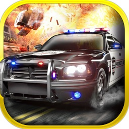 3D Police Drag Racing Driving Simulator Game: Race The Real Turbo Chase