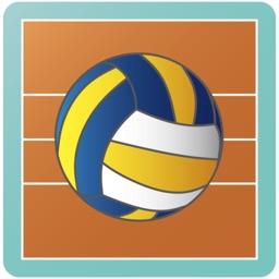 Volley board