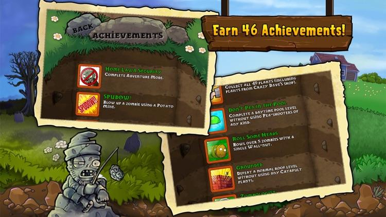 Plants vs. Zombies FREE screenshot-4