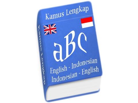 Kamus Lengkap - English N' Indonesia Dictionary iPad