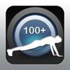 プッシュアップ 100+ - iPadアプリ