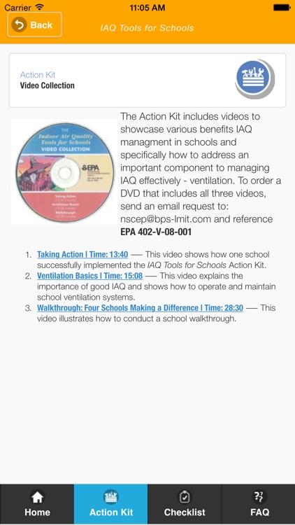 EPA Indoor Air Quality Tools for Schools screenshot-4
