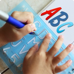 Interactive Alphabet Tracing for kids - Learn To Write Alphabet,Number and Shapes