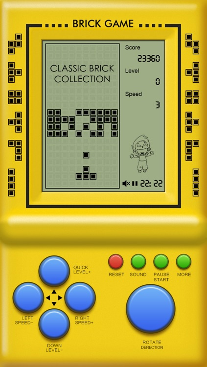 Classic Brick Game Collection