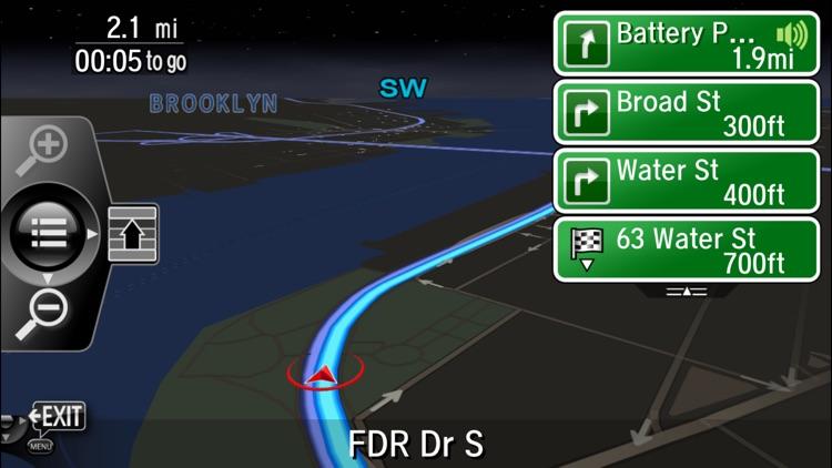 HondaLink Navigation NA screenshot-4