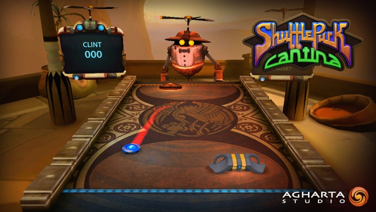Shufflepuck Cantina screenshot-3