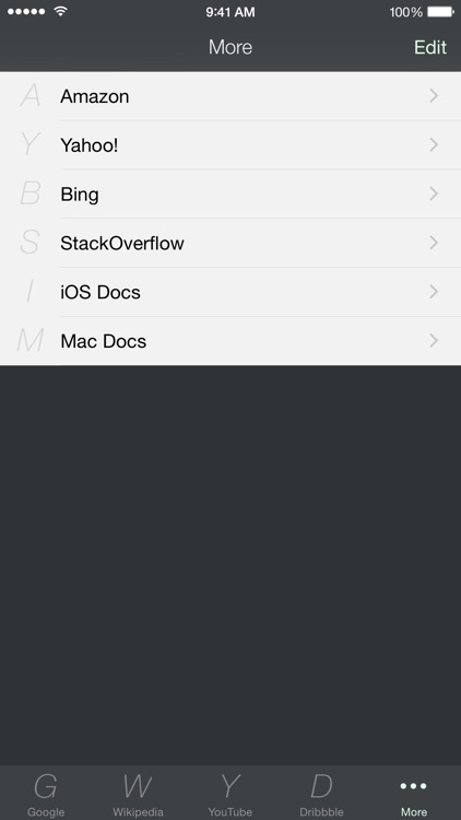 Searcher+ (for iPhone and iPad) screenshot-4
