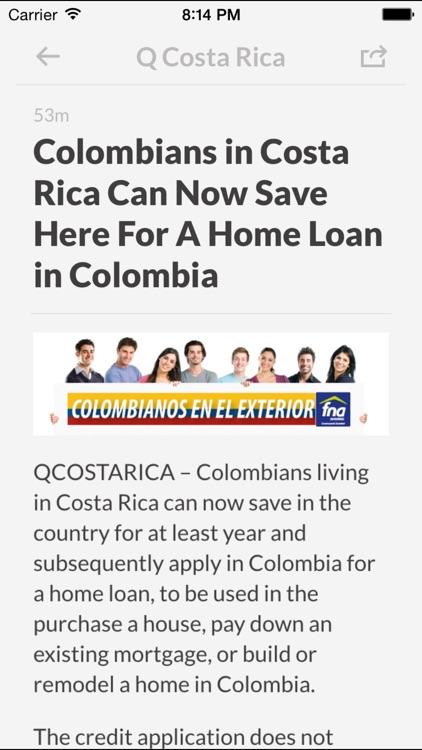 Periódicos CR - Los mejores diarios y noticias de la prensa en Costa Rica screenshot-3