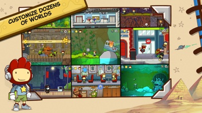 download Scribblenauts Unlimited apps 4
