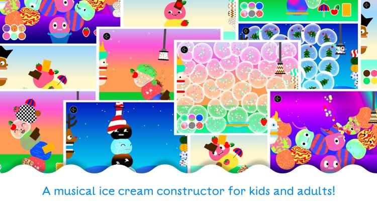 Bubl Ice Cream - A musical dessert for kids screenshot-4