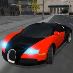 Speed Buga Sports Cars: Need for Asphalt Driving Simulator 3D