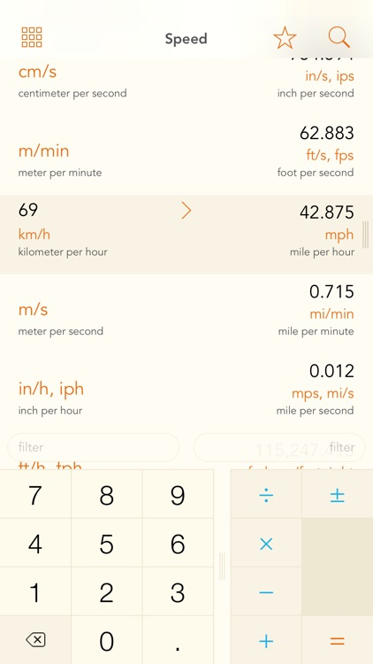 Unitica - unit converter screenshot-2