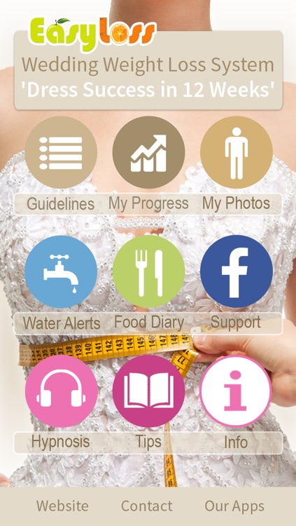 Wedding Weight Loss Hypnosis - Lose Weight Fast for Your Wedding Day!
