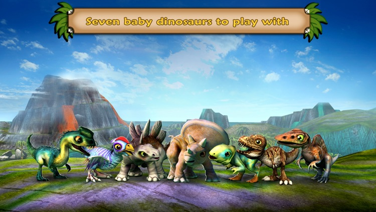 Dino Tales – literacy skills from creative play screenshot-0