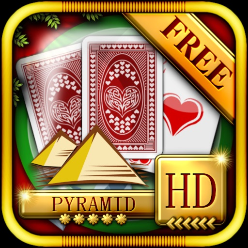 ACC Solitaire [ Pyramid ] HD Free - Classic Card Games for iPad & iPhone