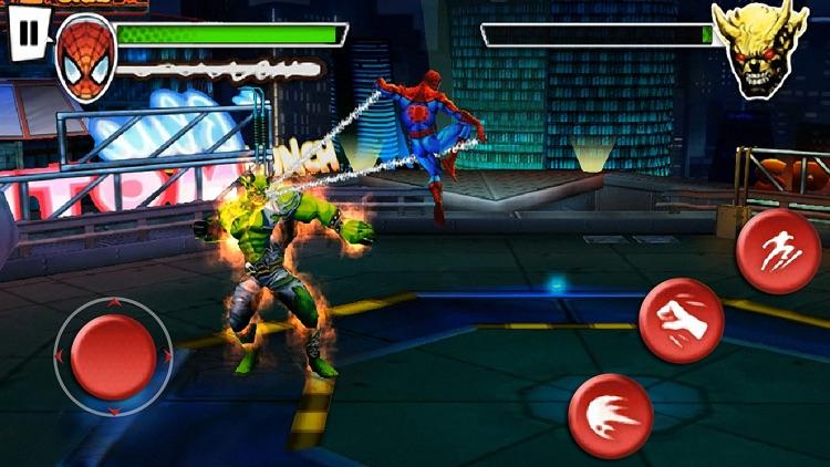 Spider-Man: Total Mayhem screenshot-4