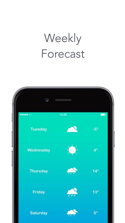 Shine : Weather screenshot-3