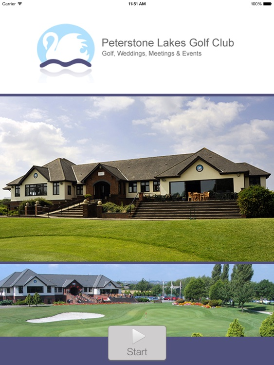 Peterstone Lakes Golf Club - Buggy