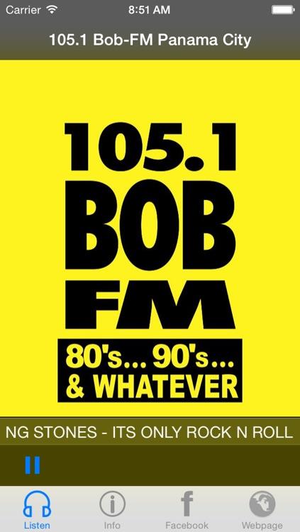 105.1 Bob-FM Panama City