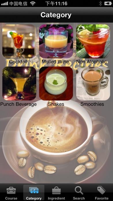 10000 Drink Recipes app image