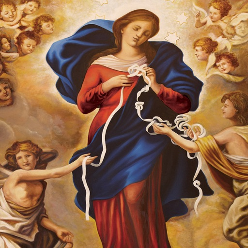 Our Lady of Knots Undoer