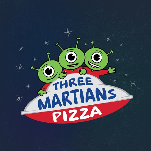 3 Martians Pizza