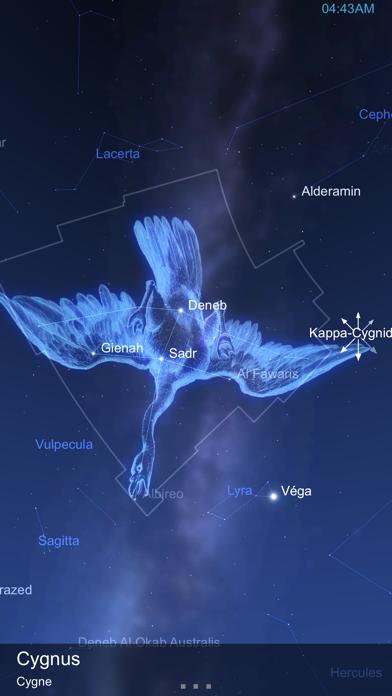 Carte du Ciel ∞