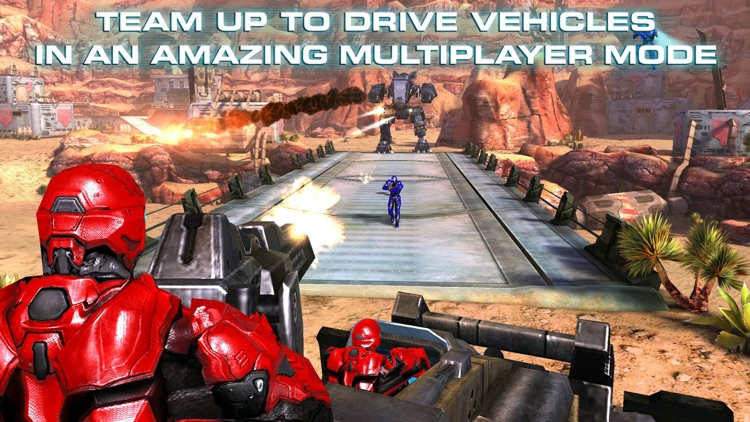 N.O.V.A. 3: Freedom Edition - Near Orbit Vanguard Alliance game screenshot-2