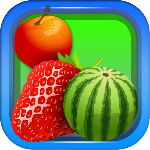 Falling Fruit Match - Farm Drop Frenzy Free iOS App