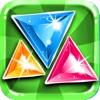 Jewel's Blast'er Blitz - match-3 mania of inside out forest diamond d'ash free