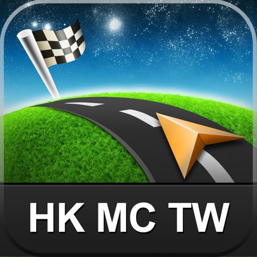 Sygic Hong Kong & Macau & Taiwan: GPS Navigation