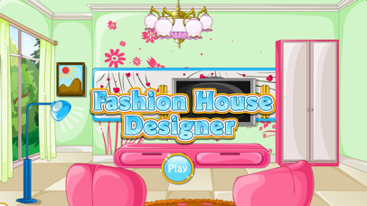 Fashion House Designer - Design your doll house and