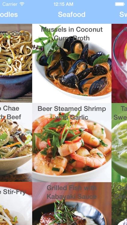 Kitchen - Easy Cookbook