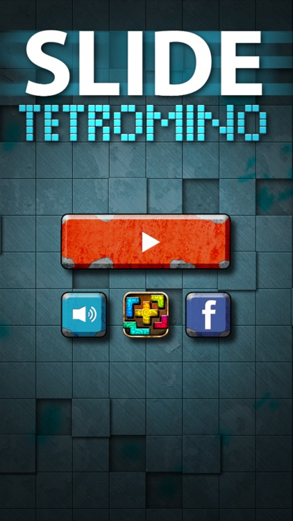 Slide Tetromino FREE screenshot-2