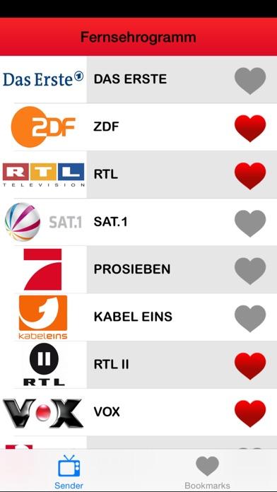 ► TV programm Deutschland: Live Deutsch-TV-Kanäle