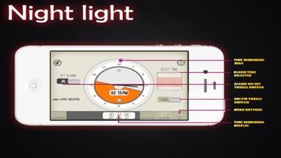 Night Light + : Ultimate Nightstand and Alarm Clock screenshot three