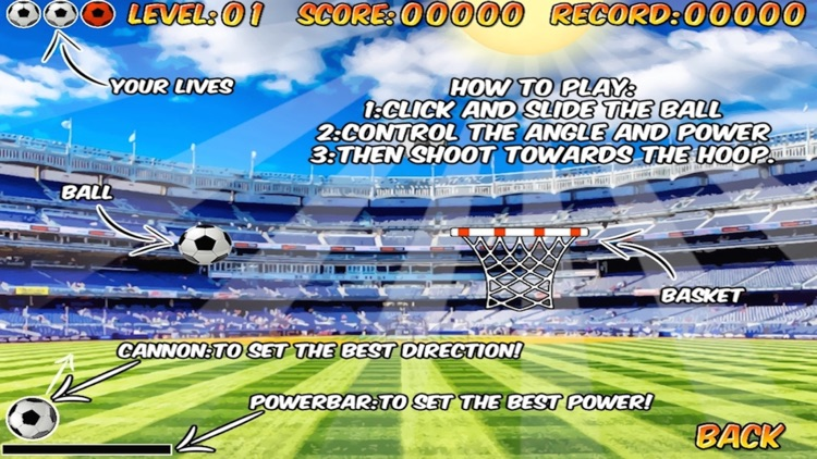 Soccer Basketball FREE screenshot-3