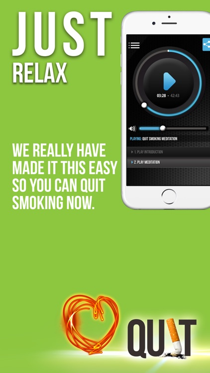 Quit Smoking Meditation – Stop Cigarettes In 30 Days With Shazzie screenshot-4