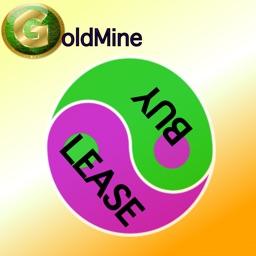 GoldMine Lease vs Buy Calculator