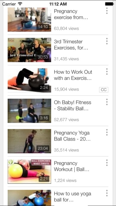 download Pregnancy Workouts - Learn Why Exercise During Pregnancy is Good for You apps 2